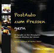 Cover-Bild zu PostAuto zum Fressen gern