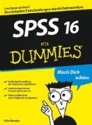Cover-Bild zu SPSS 16 für Dummies