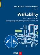 Cover-Bild zu Walkability