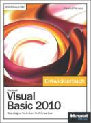 Cover-Bild zu Microsoft Visual Basic 2010 - Das Entwicklerbuch