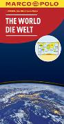Cover-Bild zu MARCO POLO Karte Die Welt 1:30 000 000 (politisch). 1:30'000'000