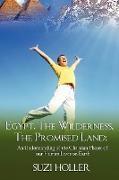 Cover-Bild zu Egypt, The Wilderness, The Promised Land von Holler, Suzie