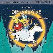 """Cover-Bild zu Die ZEIT-Edition """"Der Ring des Nibelungen für kleine Hörer"""" - Die Walküre (Audio Download) von Wagner, Richard"""
