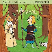 """Cover-Bild zu Die ZEIT-Edition """"Große Oper für kleine Hörer"""" - Parsifal (Audio Download) von Wagner, Richard"""