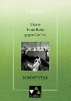 Cover-Bild zu Cicero: Erste Rede gegen Catilina. Kommentar