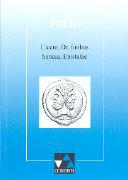 Cover-Bild zu Cicero, De finibus. Seneca, Epistulae