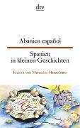 Cover-Bild zu Abanico español, Spanien in kleinen Geschichten von Oldenbourg, Louise (Illustr.)