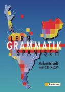 Cover-Bild zu Lerngrammatik Spanisch. Arbeitsheft von Pérez, Petronilo
