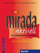 Cover-Bild zu Mirada - Aktuell A1/A2. Lehr- und Arbeitsbuch von Castells Fernández, Nieves