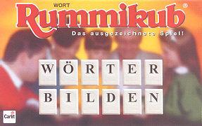 Cover-Bild zu Wort Rummikub