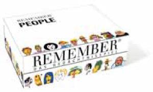 Cover-Bild zu Gedächtnisspiel. People