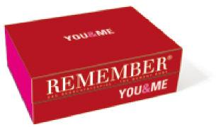 Cover-Bild zu Das Gedächtnisspiel. You and Me