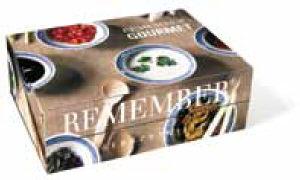 Cover-Bild zu Gedächtnisspiel. Gourmet