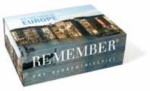 Cover-Bild zu Gedächtnisspiel. Europe
