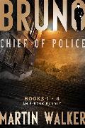 Cover-Bild zu Bruno, Chief Of Police: Books 1-4