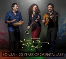 Cover-Bild zu Bonsai - 20 years of oriental jazz