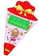 Cover-Bild zu Schlau für die Schule: Rätselspaß zum Schulanfang (Schultüte für Mädchen)