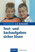 Cover-Bild zu 3./4. Schuljahr: Text- und Sachaufgaben sicher lösen