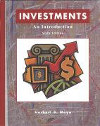 Cover-Bild zu Investments