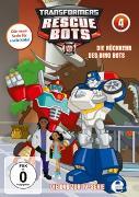 Cover-Bild zu Transformers: Rescue Bots Folge 4