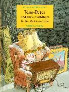 Cover-Bild zu Jens-Peter und der Unsichtbare in der Zeitmaschine