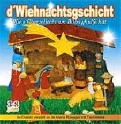 Cover-Bild zu D'Wiehnachtsgschicht