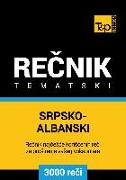 Cover-Bild zu Srpsko-Albanski tematski recnik - 3000 korisnih reci (eBook) von Taranov, Andrey