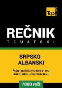 Cover-Bild zu Srpsko-Albanski tematski recnik - 7000 korisnih reci (eBook) von Taranov, Andrey