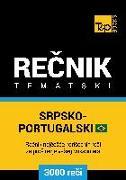 Cover-Bild zu Srpsko-Brazilski Portugalski tematski recnik - 3000 korisnih reci (eBook) von Taranov, Andrey
