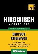 Cover-Bild zu Wortschatz Deutsch-Kirgisisch für das Selbststudium - 7000 Wörter (eBook) von Taranov, Andrey
