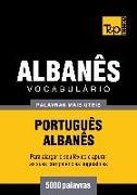 Cover-Bild zu Vocabulário Português-Albanês - 5000 palavras (eBook) von Taranov, Andrey