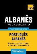Cover-Bild zu Vocabulário Português-Albanês - 3000 palavras (eBook) von Taranov, Andrey