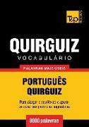 Cover-Bild zu Vocabulário Português-Quirguiz - 9000 palavras (eBook) von Taranov, Andrey