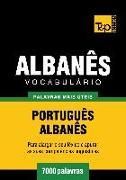 Cover-Bild zu Vocabulário Português-Albanês - 7000 palavras (eBook) von Taranov, Andrey