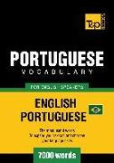 Cover-Bild zu Brazilian Portuguese vocabulary for English speakers - 7000 words (eBook) von Taranov, Andrey