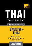 Cover-Bild zu Thai vocabulary for English speakers - 5000 words (eBook) von Taranov, Andrey