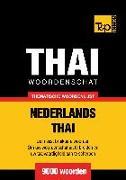 Cover-Bild zu Thematische woordenschat Nederlands-Thai - 9000 woorden (eBook) von Taranov, Andrey
