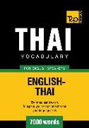 Cover-Bild zu Thai vocabulary for English speakers - 7000 words (eBook) von Taranov, Andrey