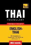 Cover-Bild zu Thai vocabulary for English speakers - 9000 words (eBook) von Taranov, Andrey