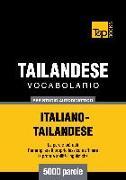 Cover-Bild zu Vocabolario Italiano-Thailandese per studio autodidattico - 5000 parole (eBook) von Taranov, Andrey