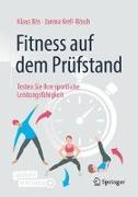 Cover-Bild zu Fitness auf dem Prüfstand von Bös, Klaus