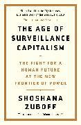 Cover-Bild zu Zuboff, Shoshana: The Age of Surveillance Capitalism