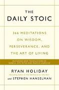 Cover-Bild zu Holiday, Ryan: The Daily Stoic