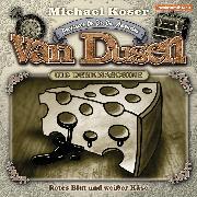Cover-Bild zu eBook Professor van Dusen, Folge 14: Rotes Blut und weißer Käse
