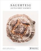 Cover-Bild zu Sauerteig. Gutes Brot backen von Lugg, Casper André