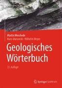 Cover-Bild zu Geologisches Wörterbuch