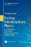 Cover-Bild zu Exciting Interdisciplinary Physics von Greiner, Walter (Hrsg.)