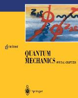 Cover-Bild zu Quantum Mechanics von Greiner, Walter