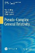 Cover-Bild zu Pseudo-Complex General Relativity (eBook) von Greiner, Walter