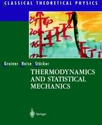 Cover-Bild zu Thermodynamics and Statistical Mechanics von Greiner, Walter